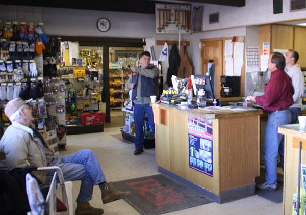 Meland Lumber Store Pic